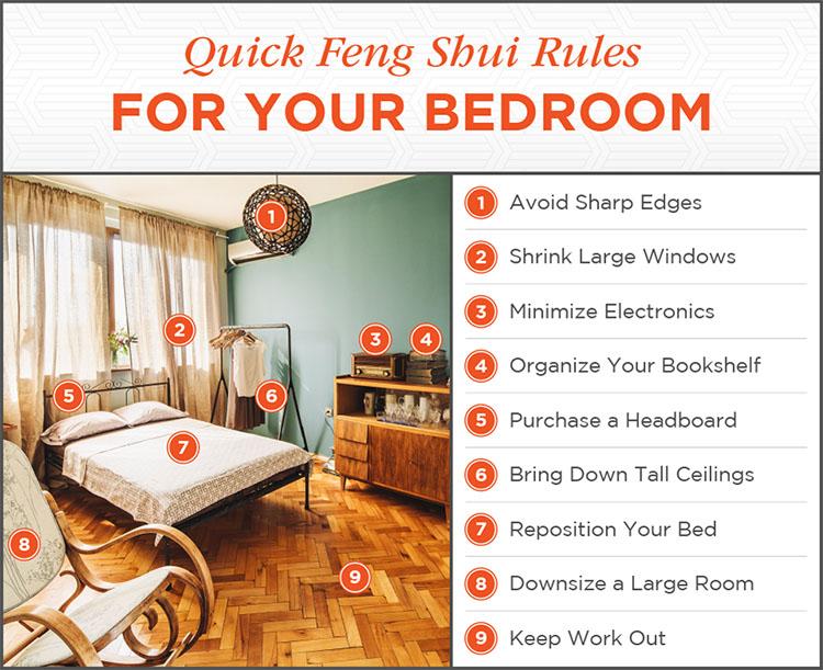 침실 풍수인테리어 방법 행운을 부르는 풍수 인테리어 비법 및 영상