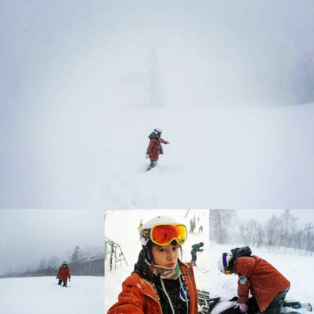 14624237 134555233697752 2322008669115383808 n 홋카이도 여행 삿포로 고쿠사이 스키장~ 눈이 넘 많이 와 ㅜㅜ...
