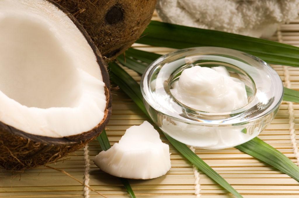 천연 코코넛오일