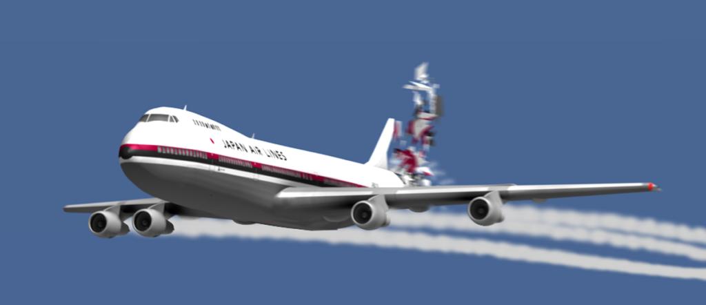 japan airline accident 1024x442 일본항공 JAL123편 추락사고의 진실! 생존 승무원의 증언