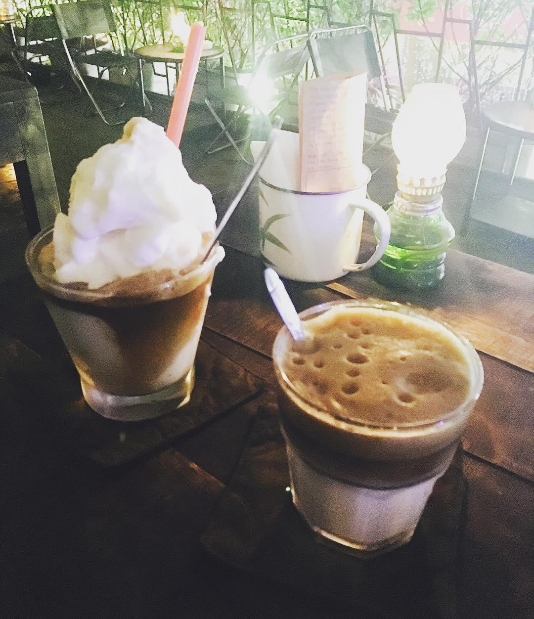 16123237 1814426415475640 1506385355878694912 n 베트남 하노이 취향저격 콩까페(cộngcafe) 코코넛 스무디 커피