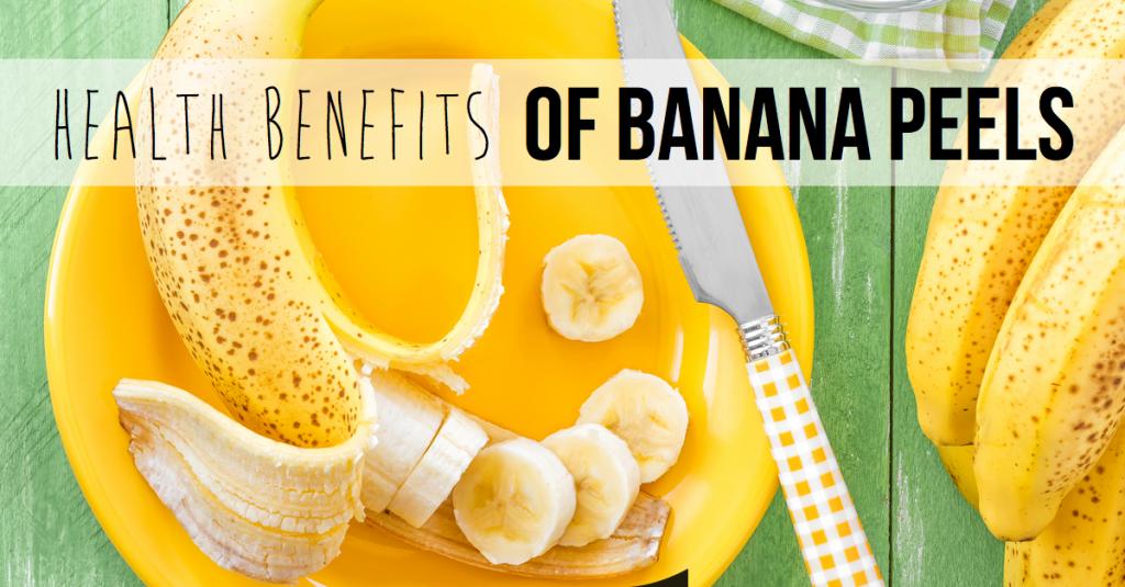 banana peels 놀라운 바나나 껍질의 효과. 미용, 건강을 위한 바나나 활용법