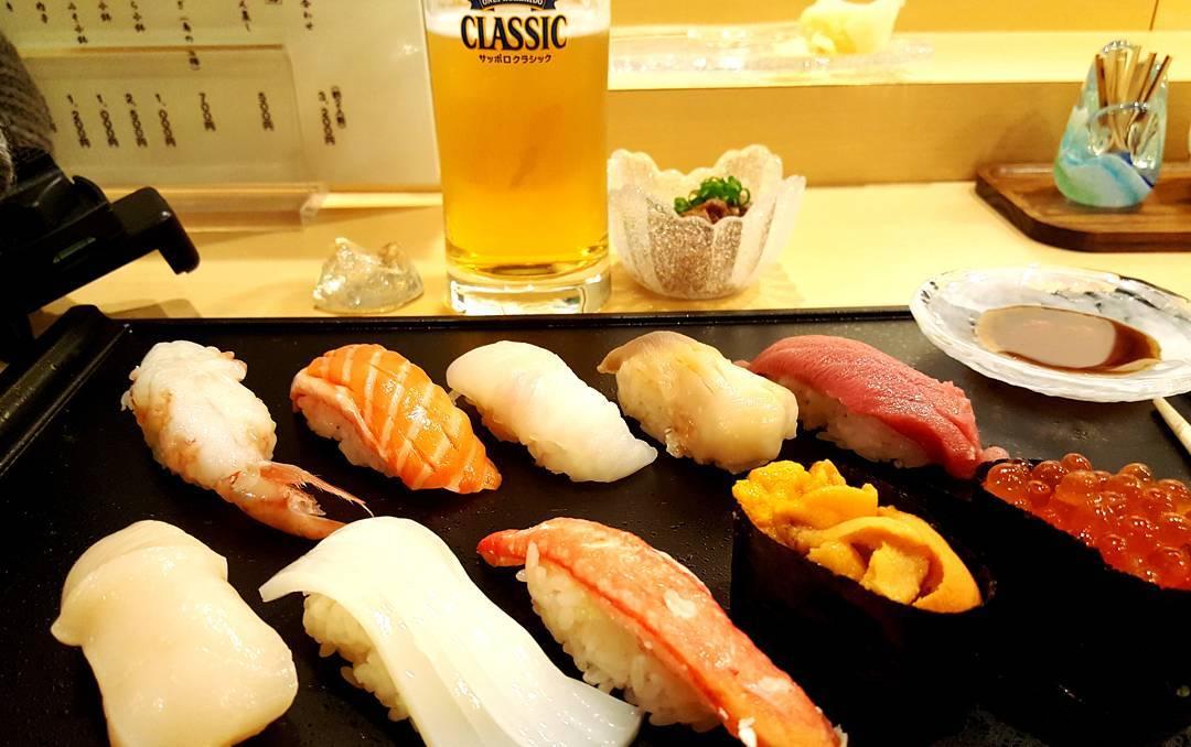 16110257 1072391406217542 5745337198777991168 n 홋카이도여행! 초밥 10개에 4만원인데 진짜 맛있다