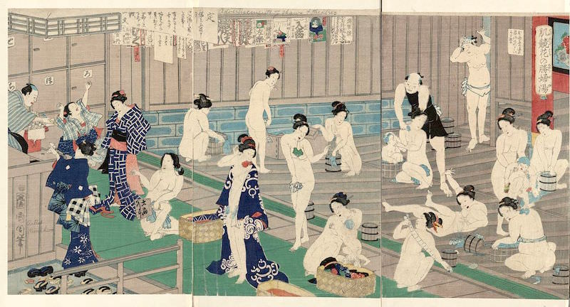edo sasuke 일본의 난잡한 전통풍속 성문화 요바이(夜這い)