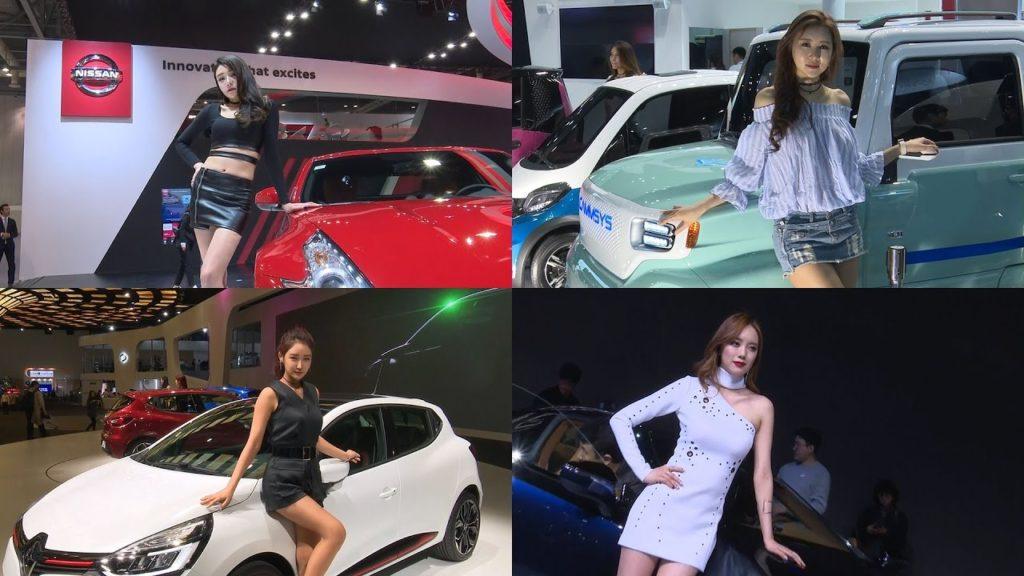 Seoul Motor Show Racing Girl 1024x576 2017 서울모터쇼 레이싱걸 모델 엑기스
