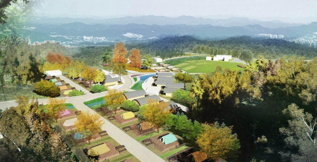 seoul camping spot 1024x525 서울 시내 공원 및 캠핑정보! 초안산 캠핑장 개장