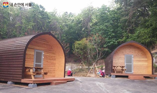 seoul camping2 서울 시내 공원 및 캠핑정보! 초안산 캠핑장 개장