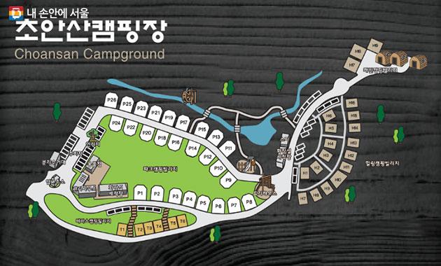 seoul camping5 서울 시내 공원 및 캠핑정보! 초안산 캠핑장 개장