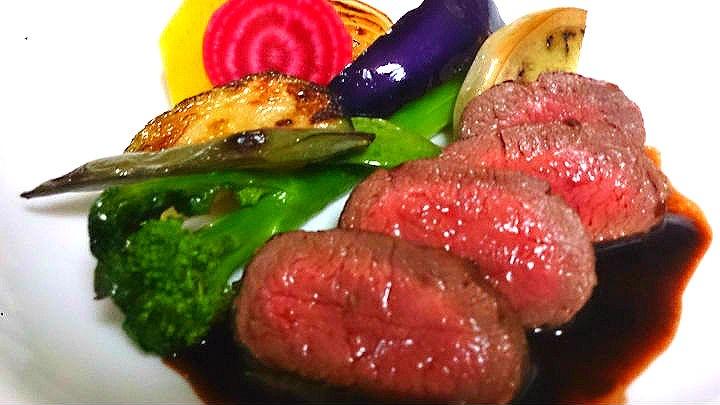sika dishes 일본 홋카이도의 유해 야생동물 에조시카(사슴)