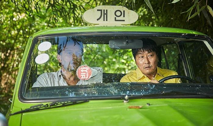taxi driver 손석희 앵커, 5·18 영화 택시 운전사 개봉을 앞둔 송강호 인터뷰