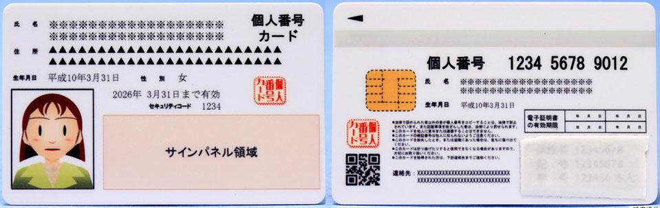 my number 라인, 일본판 주민번호 마이넘버 포털과 연계서비스