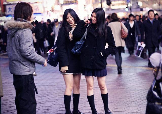길거리 헌팅 일본 남파(난파)의 날! 일본녀 꼬시기, 도쿄 길거리 헌팅의 성지