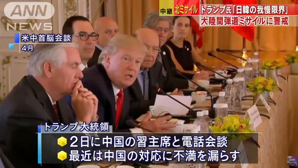 북한 탄도미사일 발사 트럼프 미국반응 1024x578 북한 탄도미사일 발사에 트럼프 트윗! 韓日 인내가 한계에 달했다.
