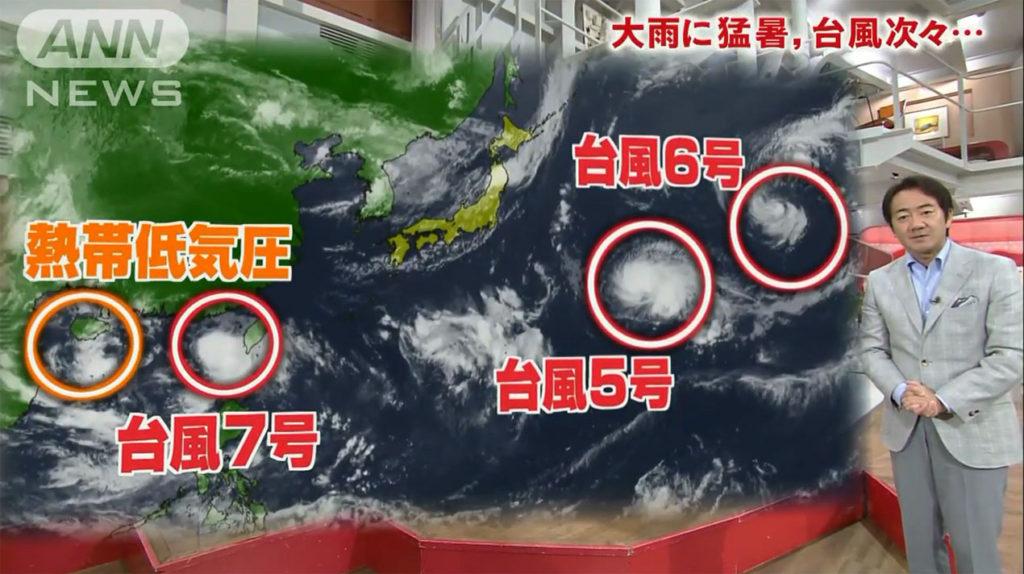 태충 폭우 이상기온 주의 1024x574 일본 북부지방에도 폭우로 피해 속출! 그 원인은?