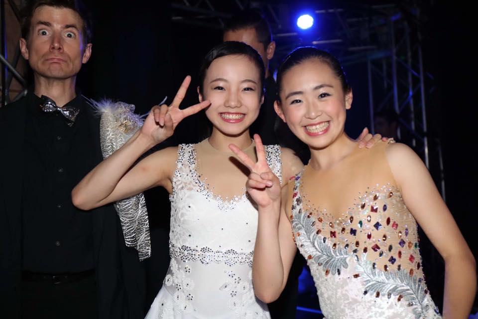 혼다마린 아오키 선수 일본 피겨스케이팅 유망주 혼다마린의 아이스쇼