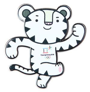 평창올림픽 마스코트 수호랑 평창올림픽 마스코트 수호랑과 반다비 판매사이트