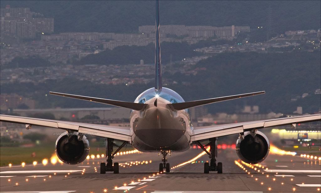 ANA NH37 1024x615 일본항공 추락일에 ANA 여객기 비상사태 발생 긴급착륙