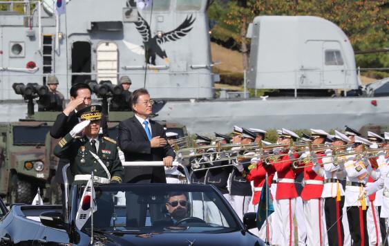 문재인 대통령 국군의 날 기념식 국군의 날 69주년 기념식 문재인 대통령 연설 전문
