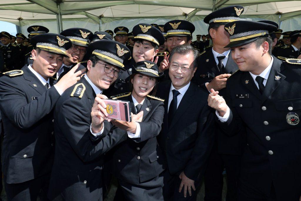 문재인 대통령 해양경찰의 날 1024x683 문재인 대통령 해양경찰의 날 기념사 연설 전문