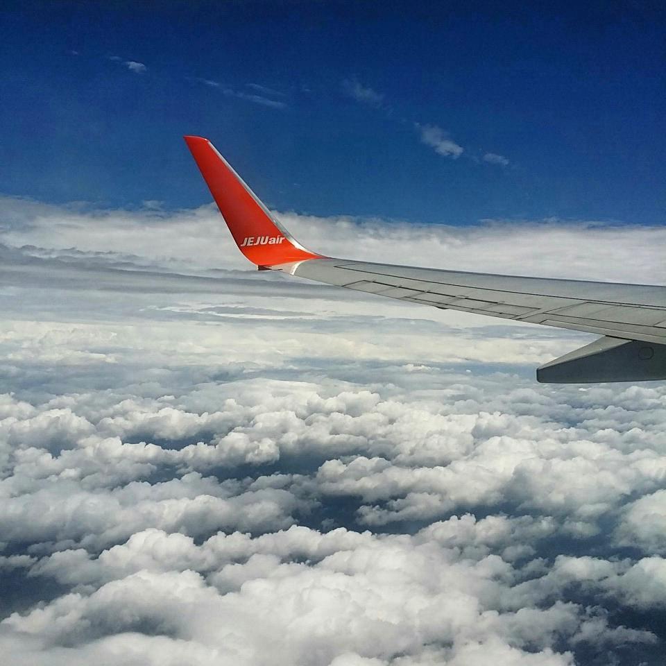 19624344 1904657406439368 5050727672892620800 n 태풍을 뚫고 날아가는 도쿄행 제주항공 기내에서