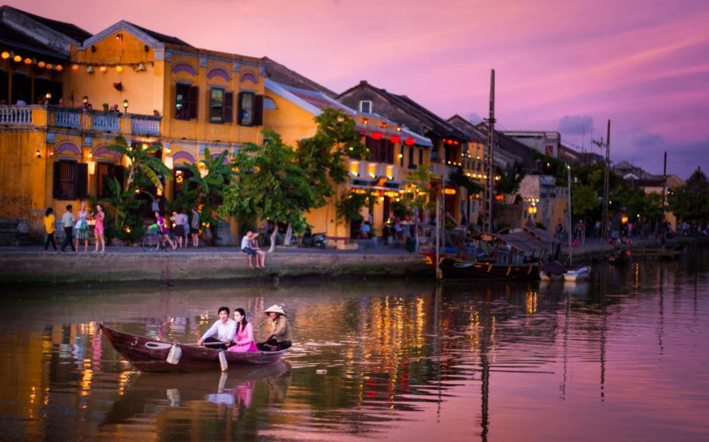 hoi an hoai river 1024x639 세계문화유산 베트남 호이안 풍경