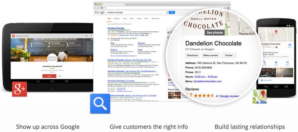 구글 마이 비즈니스 안내 1024x455 [웹마케팅] 구글 마이 비즈니스에 소식(사이트 뉴스) 등록