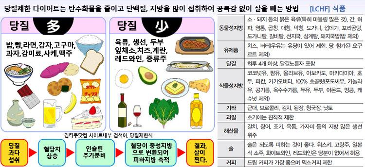 당질제한 저탄수화물 다이어트 식품 로카보 저탄수화물 다이어트 식단! 당질제한식 방법