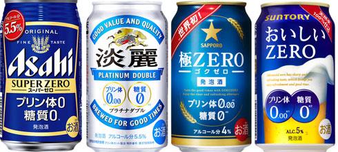 당질0 맥주 일본 50대 주부의 로카보 저탄수화물 다이어트 도전기