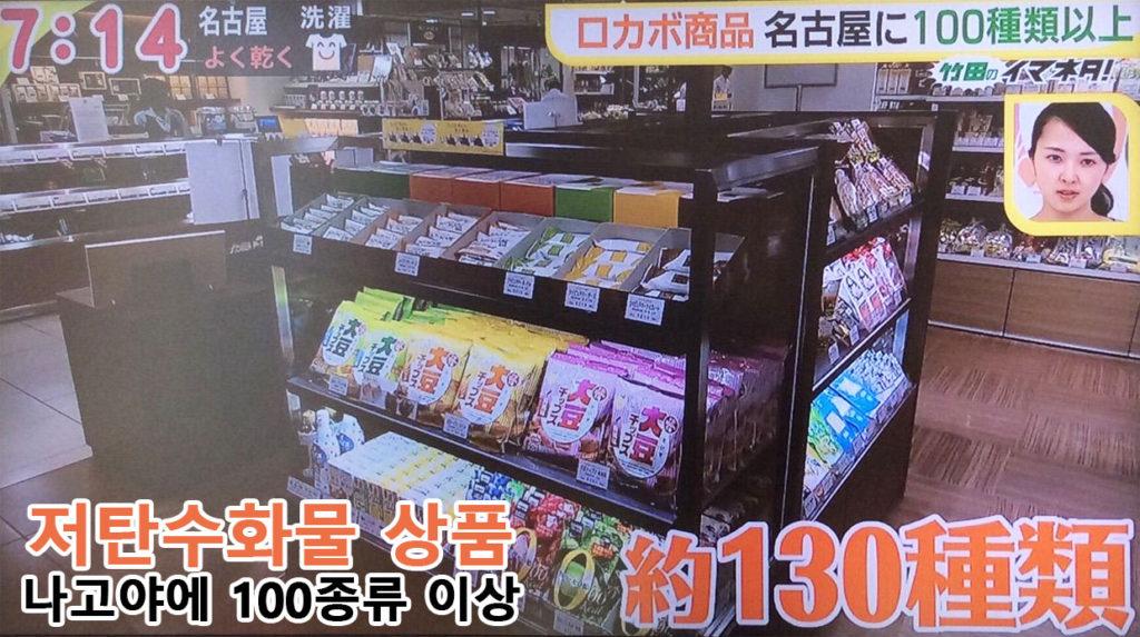 일본 저탄수화물 식품 1024x573 로카보 저탄수화물 다이어트 식단! 당질제한식 방법