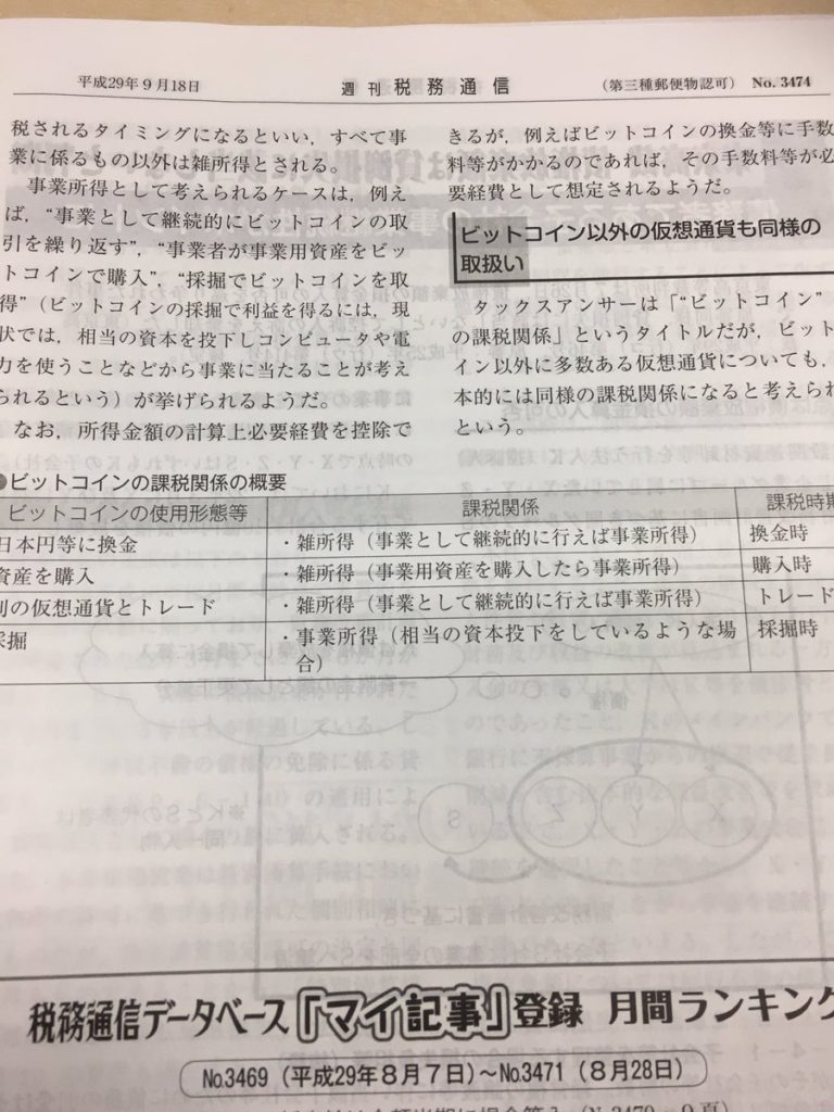 비트코인 과세2 768x1024 일본 대법원, 비적중마권은 경비! 비트코인 잡소득 과세 방침