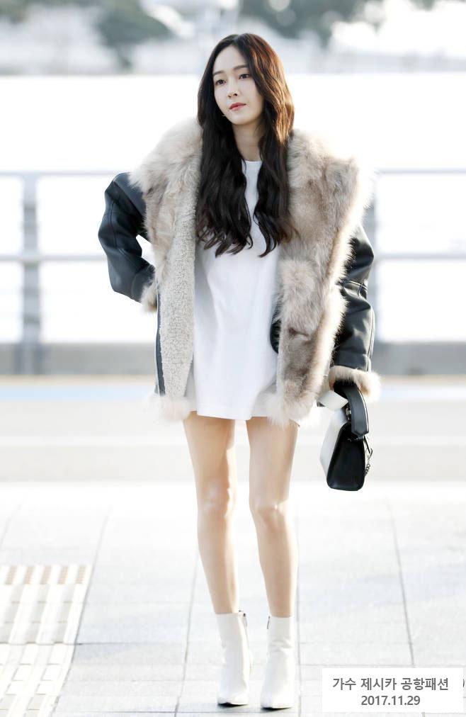 소녀시대 제시카 하의실종 패션 일본인들이 한국에 대해 몰랐던 사실들