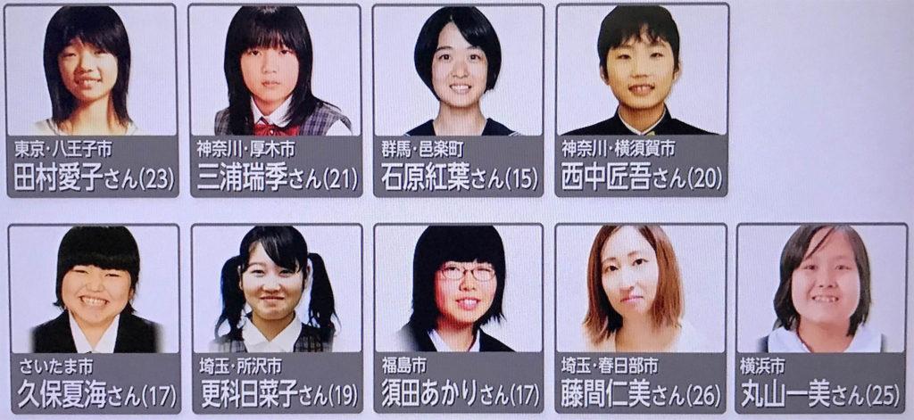 일본 연쇄살인범 희생자들 1024x471 일본 엽기 살인사건의 희생자는 20세 전후의 젊은이들, 9명 살해동기와 범인 분석