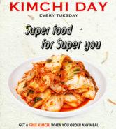 superfood kimchi day 166x185 구글 기념일 로고 11월 22일은 김치의 날