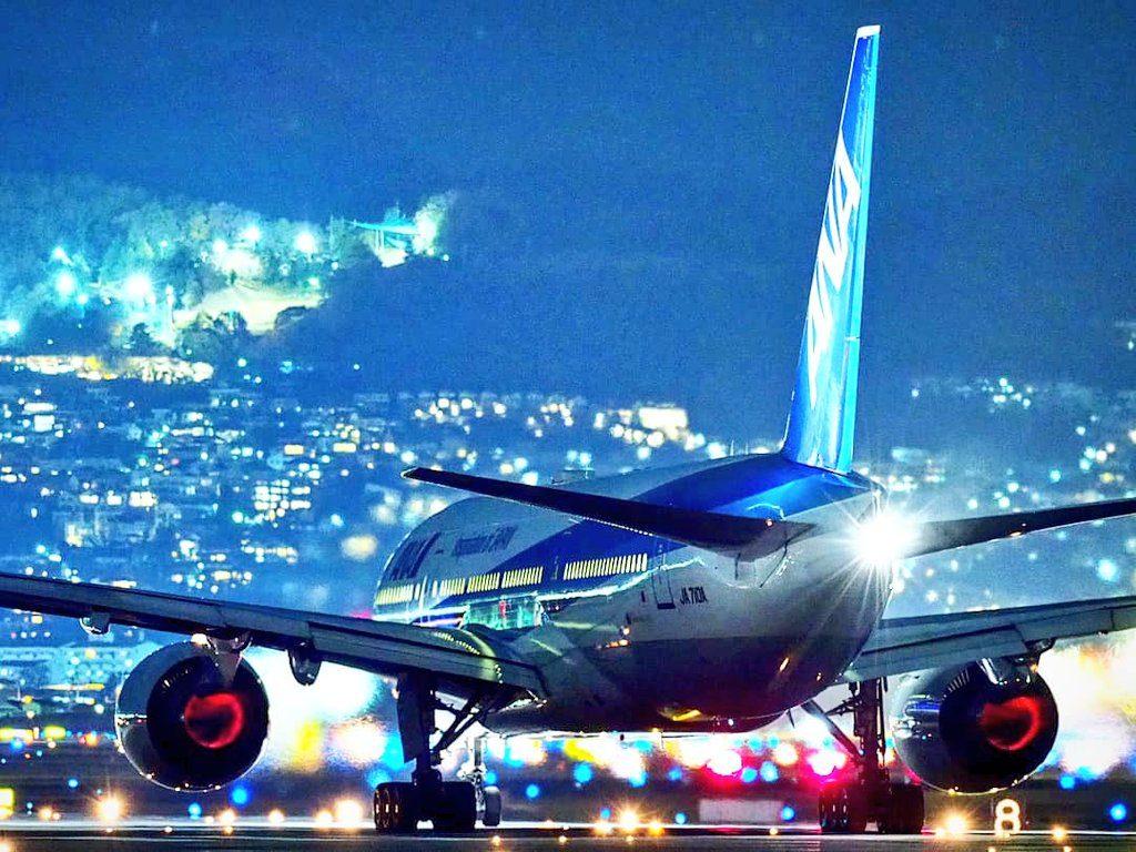 ANA 항공기 회항 1024x768 전일본공수 ANA항공 LA에서 엉뚱한 승객이 탑승하여 회항
