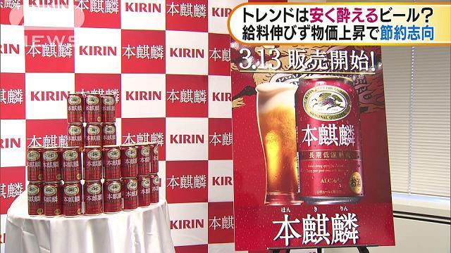 고알콜 일본맥주 일본 소비심리 악화 고알콜 맥주 출시! 주세 단일화