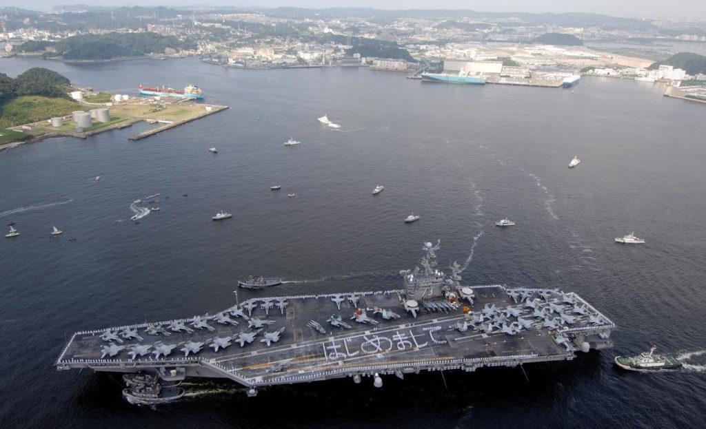 도모다치작전 미군 피폭 1024x623 동일본대지진 당시 방사능 피폭당한 미군들 5조원 소송 판결