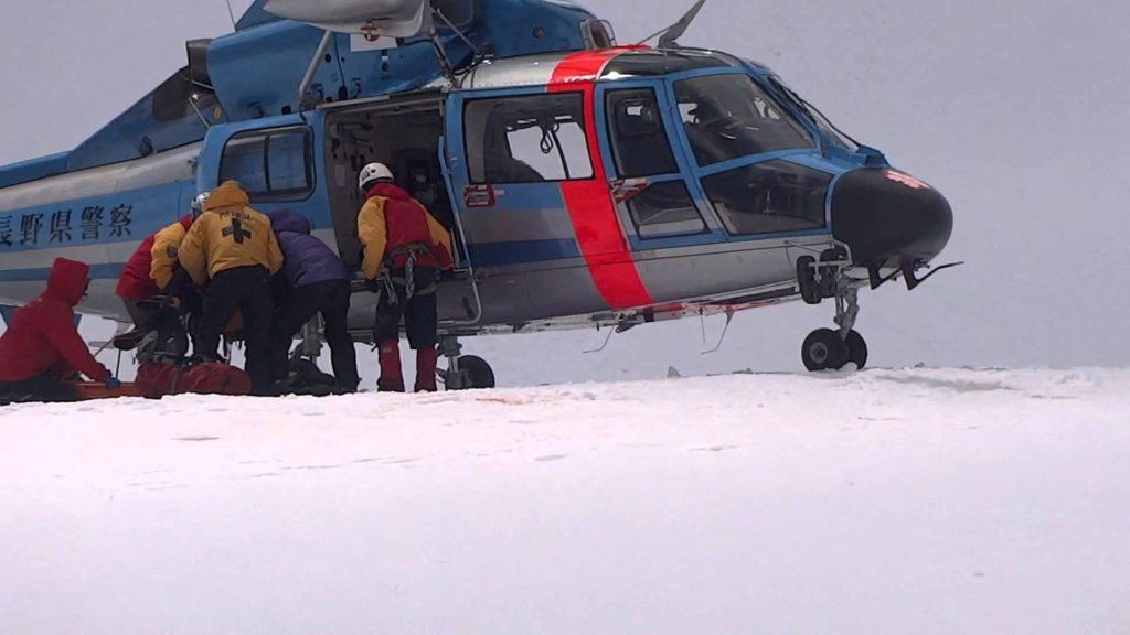등산객 구조헬기 1024x576 산에서 조난당한 등산객 구조 구급헬기 유료화