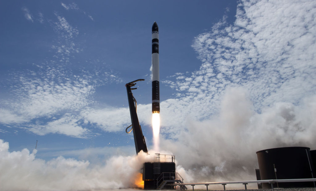 미니 우주로켓 일렉트론 1024x620 초소형위성 탑재한 미니로켓 발사 세계최초 성공