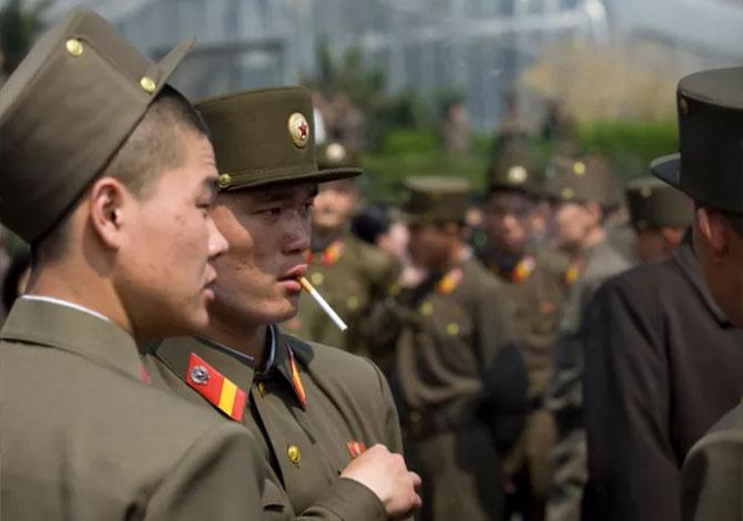 북한사진 촬영이 금지된 북한풍경을 찍은 여행 사진작가의 작품