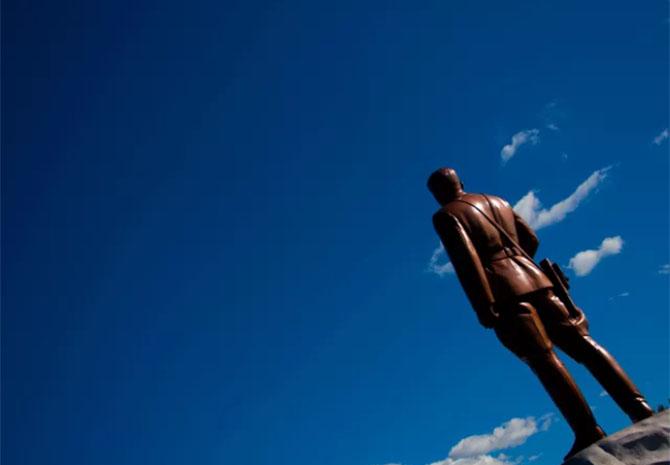 북한사진8 촬영이 금지된 북한풍경을 찍은 여행 사진작가의 작품
