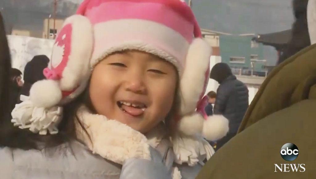 북핵위기속 화천축제 1024x581 미국방송 북한 접경지역 화천 산천어 축제에 많은 인파
