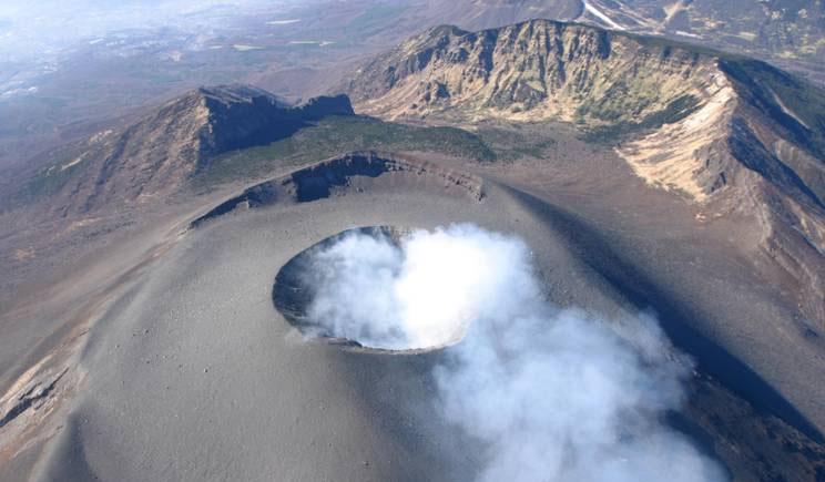 아사마산 화산 일본 기상청 12월 지진활동 및 활화산 상황 발표
