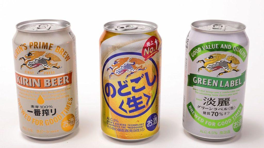 일본 기린맥주 1024x576 일본 소비심리 악화 고알콜 맥주 출시! 주세 단일화