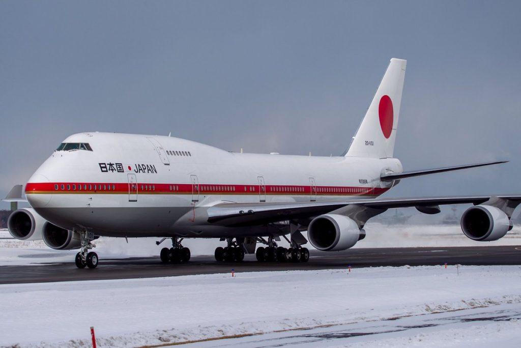 일본 정부전용기 부품 1024x684 일본 정부전용기 비행중 날개 부품 사라져