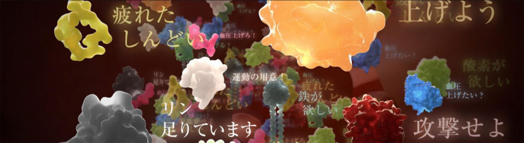 장기와 세포의 대화 1024x280 NHK스페셜다큐! 인체 신비의 거대네트워크 시리즈