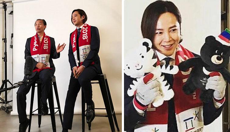 평창올림픽 장근석 일본방송 평창올림픽 홍보대사 한류스타 장근석 일본방송 인터뷰