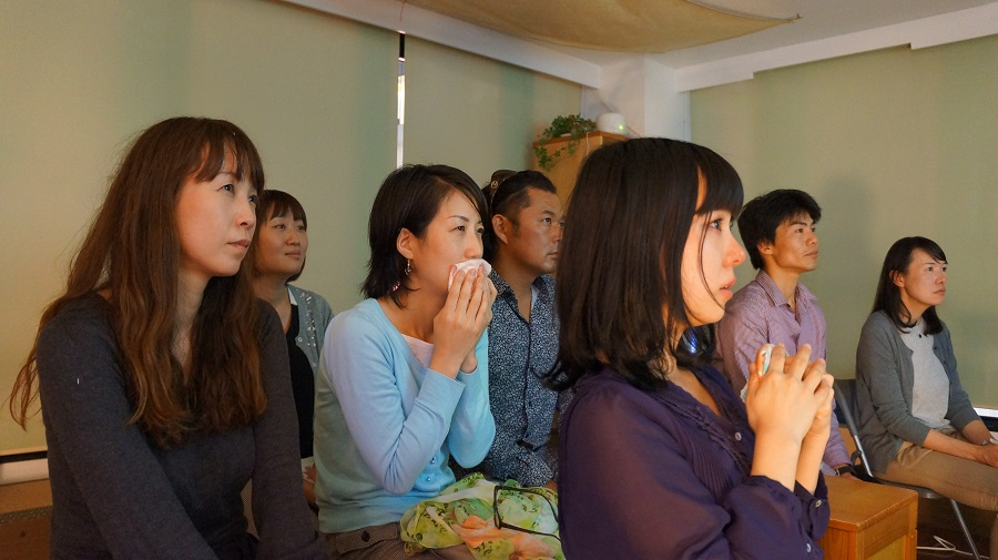 함께울기 일본녀의 스트레스 해소 루이카쓰와 미남의 눈물치료 출장서비스