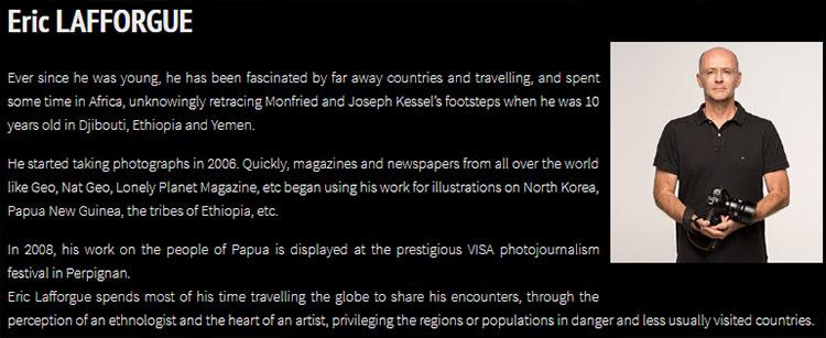 Eric LAFFORGUE 촬영이 금지된 북한풍경을 찍은 여행 사진작가의 작품