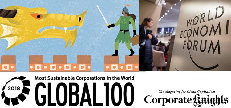 Sustainable Corporations 글로벌 지속가능 경영 100대 기업 발표! 삼성SDI 10위에