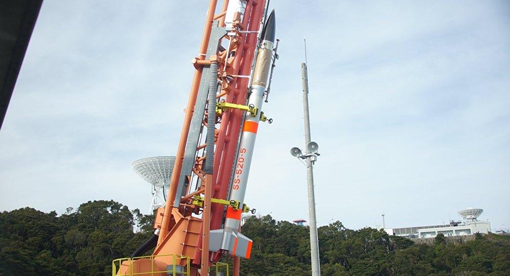 최소형 미니로켓 SS 520 일본 최소형 미니로켓 SS 520 발사! 우주비즈니스 본격추진